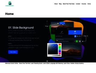 buraqacademy.com screenshot