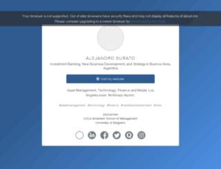 burato.net screenshot