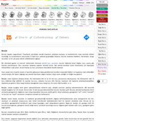 burclar.gen.tr screenshot