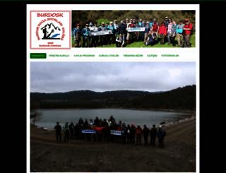 burdosk.org.tr screenshot