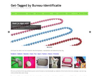 bureau-identificatie.nl screenshot