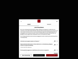 bureauflevoland.nl screenshot