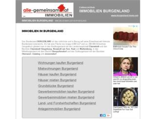 burgenland-immo.net screenshot
