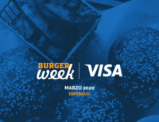 burger.week.com.pa screenshot
