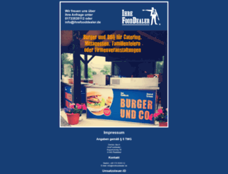 burgerhotline.de screenshot