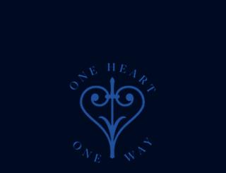 burghley.co.uk screenshot