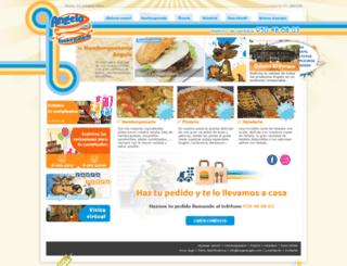 burguerangelo.com screenshot