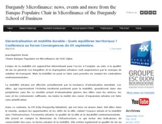 burgundy-microfinance.weebly.com screenshot