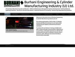 burhani.ug screenshot