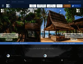 burirasa.com screenshot