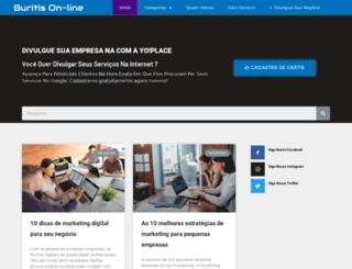 buritisonline.com.br screenshot