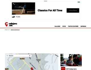 burjassot.callejero.net screenshot