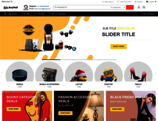 burjmall.com screenshot
