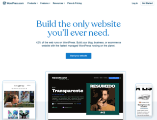 burkecentral.com screenshot