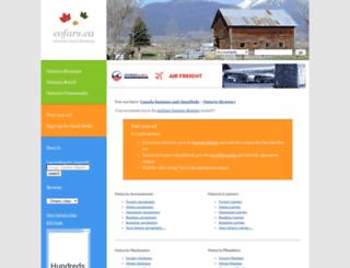 burlington-on.cofars.ca screenshot
