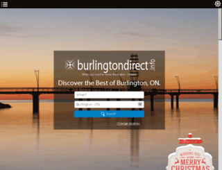 burlingtondirect.info screenshot