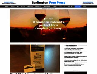 burlingtonfreepress.com screenshot