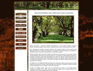 burlsandmore.com screenshot
