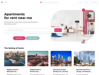 burnaby-apartments.com screenshot
