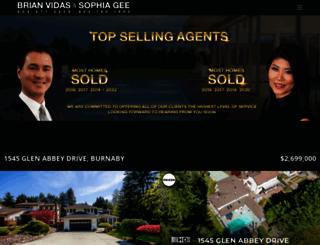 burnabytownhome.com screenshot