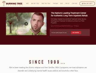 burningtree.com screenshot