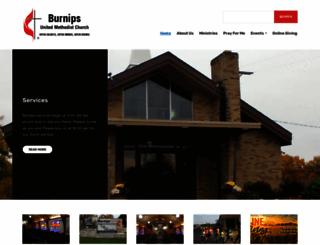 burnipsumc.org screenshot
