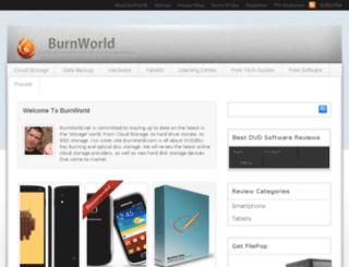 burnworld.net screenshot