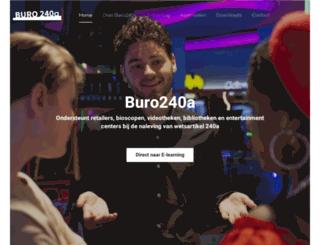 buro240a.nl screenshot