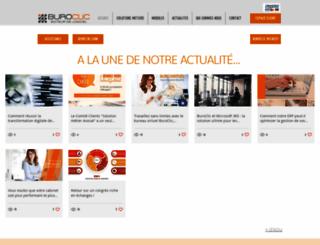 buroclic.com screenshot