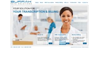 burrak.com screenshot