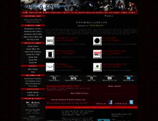 bursa-game.com screenshot