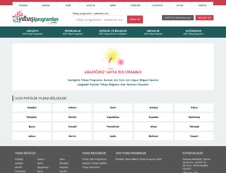 bursa.yilbasiprogramlari.com screenshot