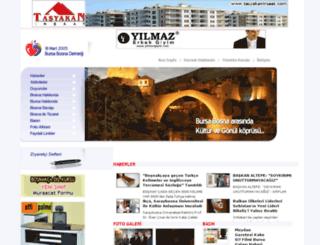bursabosna.org screenshot