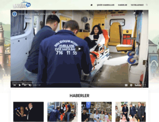 bursabuyuksehir.tv screenshot