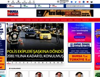 bursahakimiyet.com.tr screenshot