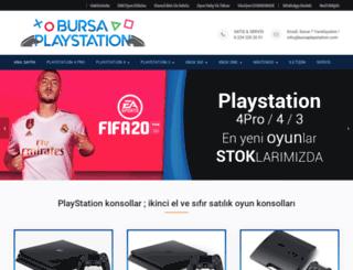 bursaplaystation.com screenshot