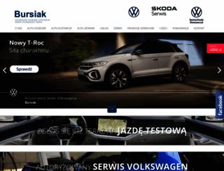 bursiak.pl screenshot