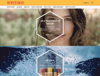 burtsbees.com.ph screenshot