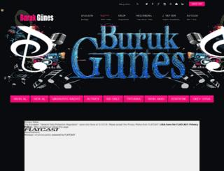 burukgunesfm.com screenshot