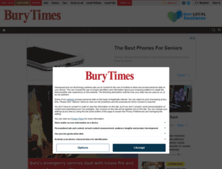 burytimes.co.uk screenshot