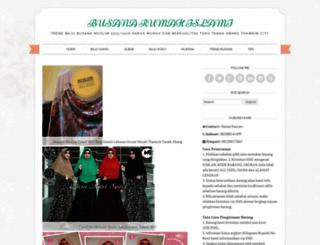 busanarumahislami.blogspot.com screenshot