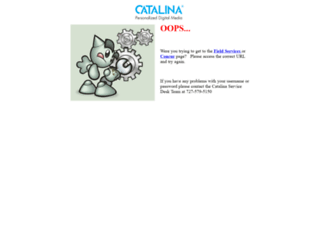 busapps.catalinamarketing.com screenshot