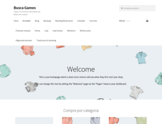 buscagames.com.br screenshot