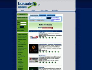 buscainfo.com.br screenshot