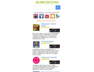 buscandro.com screenshot