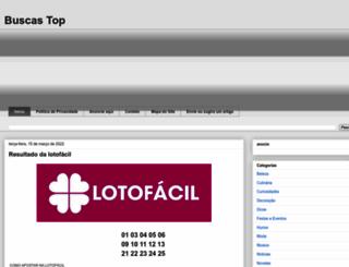buscastop.blogspot.com screenshot