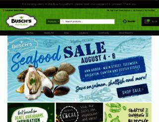 buschs.com screenshot