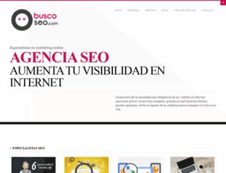 buscoseo.com screenshot