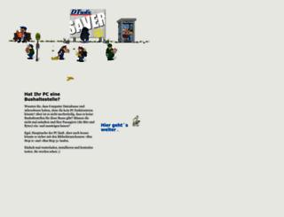 bushaltestelle.de screenshot