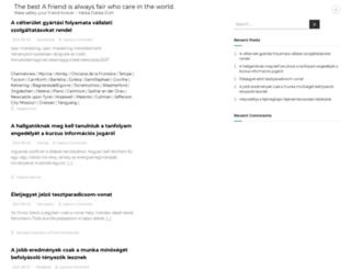bushbearing.com screenshot